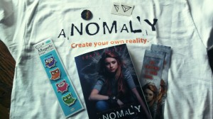 Anomaly prize 1
